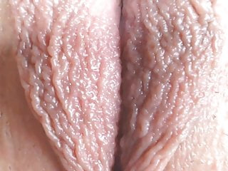 Webcam Pussy Closeup video: Extreme close-up pussy on webcam