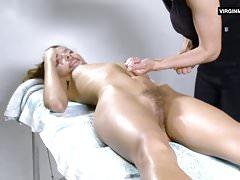 Lika Volosatik sexy haarige Massage