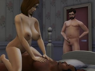 Cartoon Hd Videos video: First time cuckold - narrated by The Sims