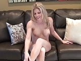 Young MILF with Amazing Body Receives Huge Creampie