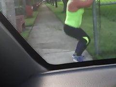 Big ass pawg milf offen