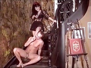 German Lingerie movie: German, Teenies Extrem Barbara (Recolored)
