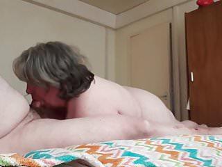 Bbw Grannies British video: 20 QUID BLACKPOOL BLOWJOB - DRAINED BY A MATURE BBW
