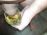 pee in a Glass