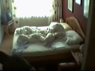My Mum In Her Bedroom Masturbating Hidden Cam Hidden Camera