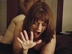 Slut sottomessa amatoriale prende BBC per il suo Dom