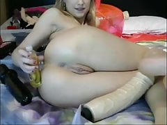 Dildo in Ass