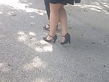 Slo Mo - Sexy legs and heels