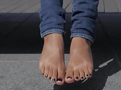 sexy latina nohy