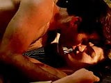 Alexa Davalos Tits in Romantic Scene on ScandalPlanet.Com