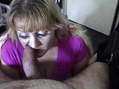 Deepthroat Blowjob. Kristi #24