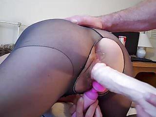 Muffy Nylons Squirting Cumming MILF