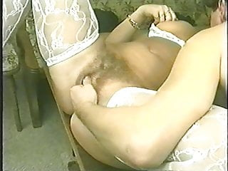 Hairy Vintage Stockings video: fact68