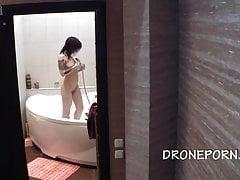 Kamera szpiegowska w łazience