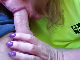 Matures Big Cock Cum In Mouth video: Jo cum in mouth and swallow
