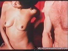 Velvet Swingers Club Vintage Gangbangparty Orgy für alle