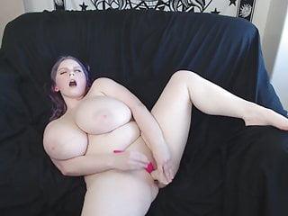 Blonde Big Tits Milf video: Monster white tits