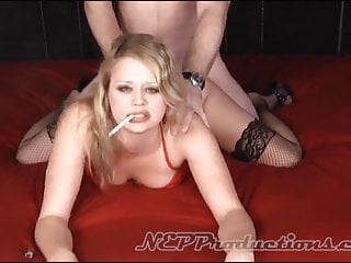 Heather Starlet - Smoking Fetish at Dragginladies