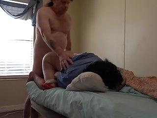 Fucking filipina Nelia's pussy