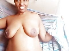 Wairimu-Esther --- using a towel  with funtimes