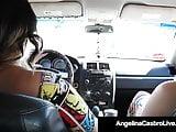 Thick Latina Angelina Castro & Virgo Peridot Suck On A BBC!