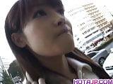 Megumi has wet twat fucked with sex toys