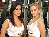 sport Russian girls