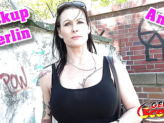 german scout - mature julia seduce anal at street castingPorn Videos