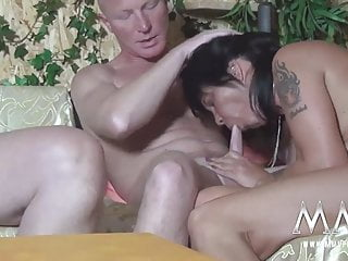 Mmv films amateur german orgy...