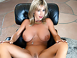 Wifey Auditions A New Cock And Swallows Cumshot