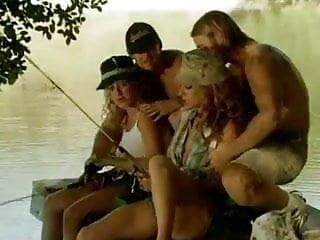 Hillbilly Gangbang, 2 Girls a Bunch of Guys