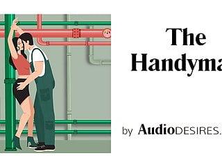 The handyman bondage erotic audio story women...