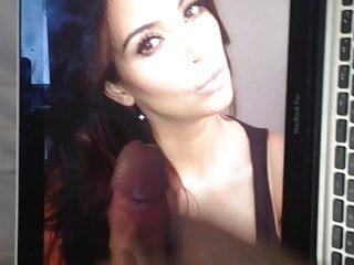 Kim Kardashian Cum Tribute 10