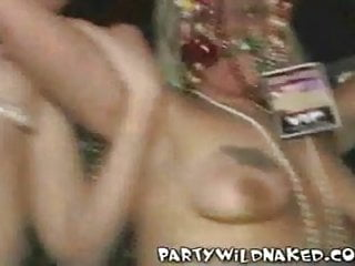 Party Wild Naked At Mardi Gras!