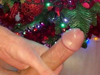 Christmas wanking...