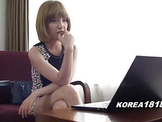 日本的韓國女孩拍攝熟