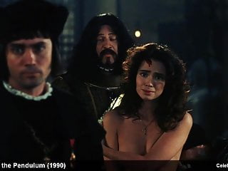 Brunette actress rona de ricci...