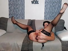 Anal with hot mom
