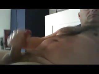 daddy squirts cum