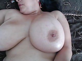 2 bbw big hanging mammaries...