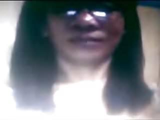 webcam hot interview