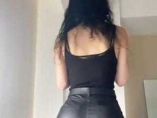 Beautiful in leather...