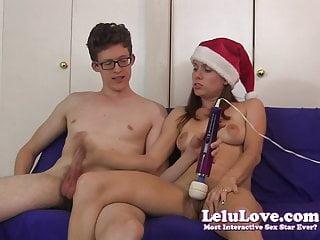 Lelu Love-Mutual Masturbation Edging Orgasms 2of2