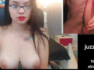 More camgirls shocked by my cock