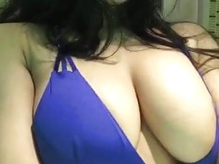Asian Softcore porno: Farissa Syairah shows erect nipples