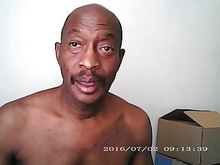 Dan St. Louis Black Male Bottom, Flexing, Ass 1