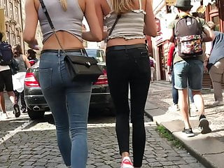 Czech holidays – two nice asses