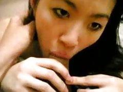 Malaysian Chinese Girl Sucks Dick In Toilet
