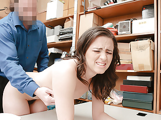 ShopLyfter – LP Officer Fucks Sexy Teen For her Freedom