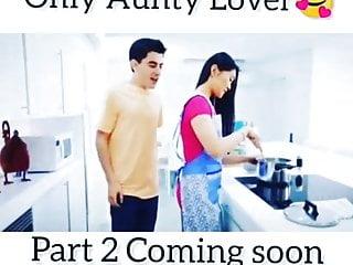 Aunty lover...